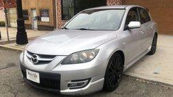 2008 Mazda MAZDASPEED3 Mazdaspeed3 GT *Ltd Avail*