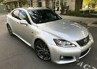 2012 Lexus IS F Base
