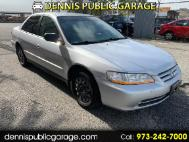 2001 Honda Accord Value