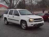 2004 Chevrolet TrailBlazer EXT LS