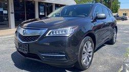 2014 Acura MDX w/Tech w/RES