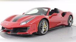 2020 Ferrari 488 Pista Spider Base