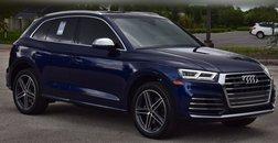 2020 Audi SQ5 3.0T quattro Premium Plus