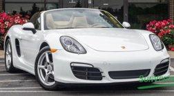 2016 Porsche Boxster Standard