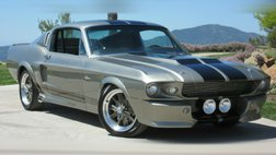 1967 Ford Mustang Fastback Eleanor Shelby GT500E