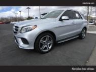 2016 Mercedes-Benz GLE-Class GLE 400 4MATIC