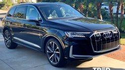 2020 Audi SQ7 4.0T quattro Premium Plus