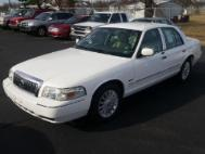 2011 Mercury Grand Marquis LS