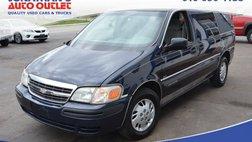 2002 Chevrolet Venture Plus
