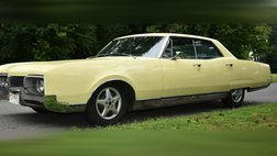 1967 Oldsmobile Ninety-Eight Hardtop Cruiser 425 200R4
