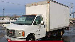 2000 GMC Savana Cutaway 3500 2dr Commercial/Cutaway/Chassis 139 177 in. WB