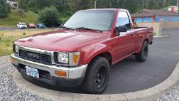 1992 Toyota Pickup Base