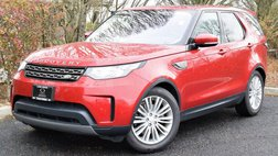 2017 Land Rover Discovery SE