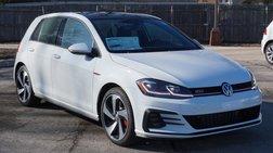2020 Volkswagen GTI 2.0T SE DSG