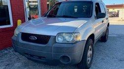 2006 Ford Escape XLS