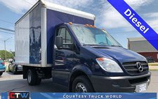 2013 Mercedes-Benz Sprinter 3500