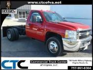2013 Chevrolet Silverado 3500HD CC Work Truck