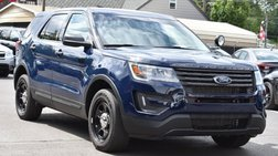 Used Ford Explorer Police Interceptor For Sale 657 Cars From