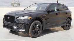 2020 Jaguar F-PACE Checkered Flag Limited Edition