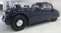 1952 Jaguar XK 120 Fixed Head Coupe | Left-hand drive