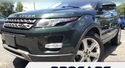 2012 Land Rover Range Rover Evoque Pure Premium
