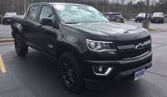 2020 Chevrolet Colorado Z71