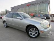 2002 Lexus GS 300 Base