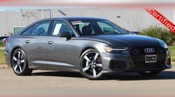 2020 Audi A6 3.0T quattro Prestige