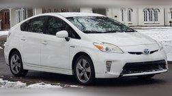 2013 Toyota Prius Persona Series