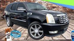 2009 Cadillac Escalade Hybrid Platinum Edition