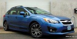 2014 Subaru Impreza 2.0i Sport Limited