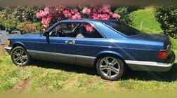 1984 Mercedes-Benz 500-Class 500 SEC
