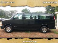 2006 Chevrolet Express LS 2500