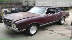 1970 Oldsmobile Cutlass Supreme Numbers Matching Rebuilt Engine