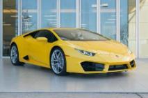 2019 Lamborghini Huracan LP 580-2