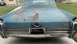 1964 Cadillac six window