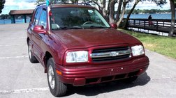 2003 Chevrolet Tracker LT