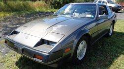 1984 Nissan 300ZX Base