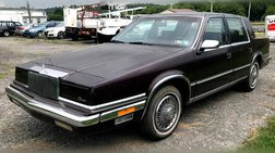 1988 Chrysler New Yorker Base