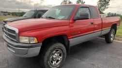 1998 Dodge Ram 2500 Base