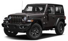 2021 Jeep Wrangler 80th Anniversary Edition