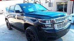 2016 Chevrolet Tahoe Unknown