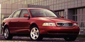 1997 Audi A6 quattro 2.8