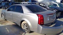 2007 Cadillac CTS Base