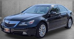 2012 Acura RL Technology Package