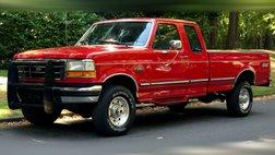 1997 Ford F-250 XLT