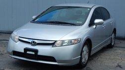 2008 Honda Civic Hybrid Hybrid