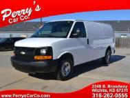 eb72d7f1ca Used Chevrolet Express Cargo Van for Sale in Wichita
