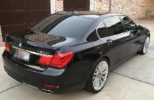 2012 BMW 7 Series Li