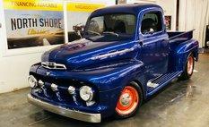 1951 Ford -F1 MODEL HOTROD PICK UP-